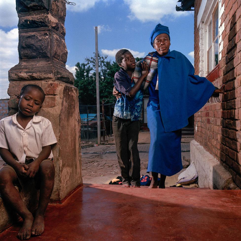 SOUTH AFRICA VIA DOLOROSA